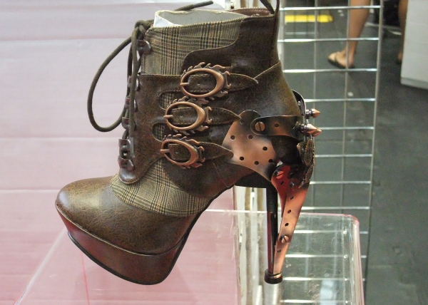 Steampunk Shoe