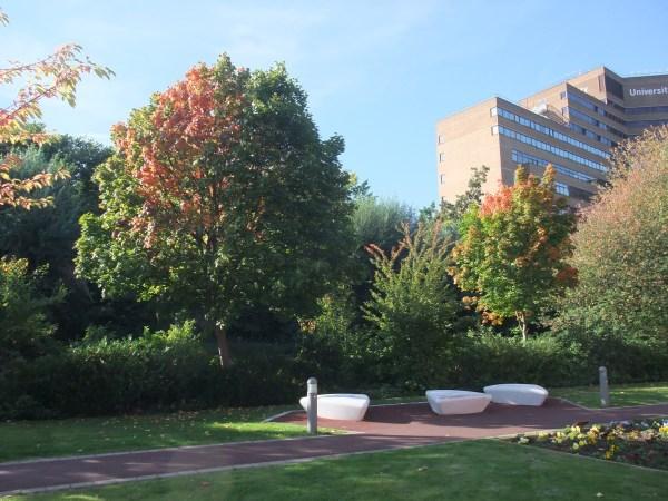 Huddersfield University campus