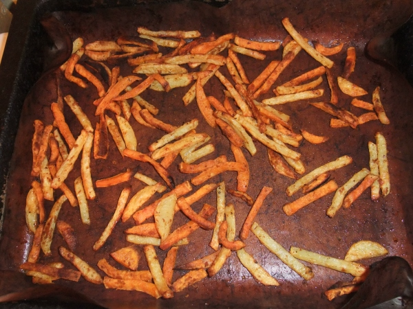 Healthy Skinny Chips